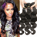 Ali Malaysian Virgin Remy Hair Body Wave Bundles Malaysian Body Wave 3 Bundles 100% Virgin Unprocessed Human Hair Bundle Deals