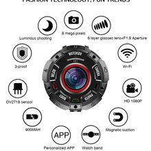 SITU наружная Спортивная экшн-камера Водонепроницаемая 30 метров full hd 720p Цифровой Видео Рекордер часы камера
