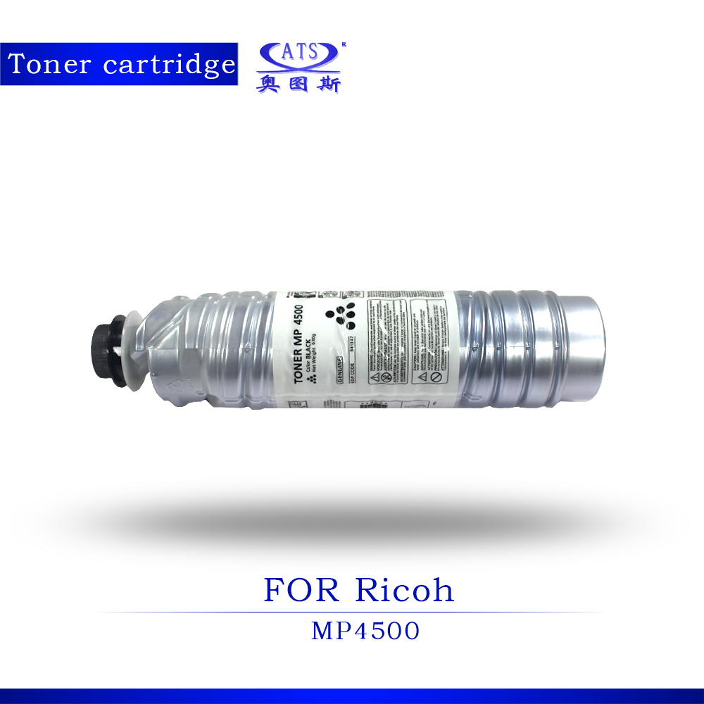 630G Toner Cartridge For Ricoh AFicio MP4500 MP3500 MP4000 MP5000 MP4001 MP4002 toner powder MP 4500 3500 4000 5000 4001 4002 4 pack high quality toner cartridge for ricoh aficio mpc2800 mpc3300 color full compatible ricoh 841124 841125 841126 841127