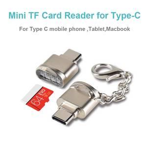 Image 4 - Ingelon type c micro sd Card Reader Metal OTG Adapter Memory TF Cardreader for USB C Phones usb microsd adapter Dropshipping