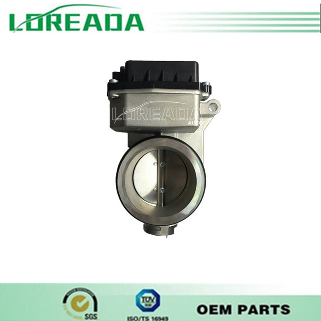 US $128 0  High performance throttle body for Renault Clio Kangoo Megane  Scenic 408 239 822 001 Bore Size 60MM throttlbe body assembly-in Air  Intakes