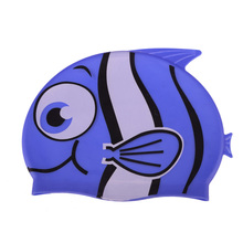 Children Cartoon Swimming Cap