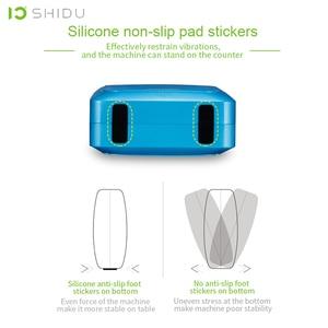 Image 5 - SHIDU 25W אולטרה נייד מיני אודיו Bluetooth רמקול הקלטה UHF אלחוטי מיקרופון קול מגבר עבור מורים תיירות S28