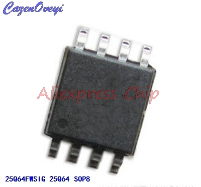 5pcs New Original W25Q64CVFIG 25Q64CVFIG SOP16