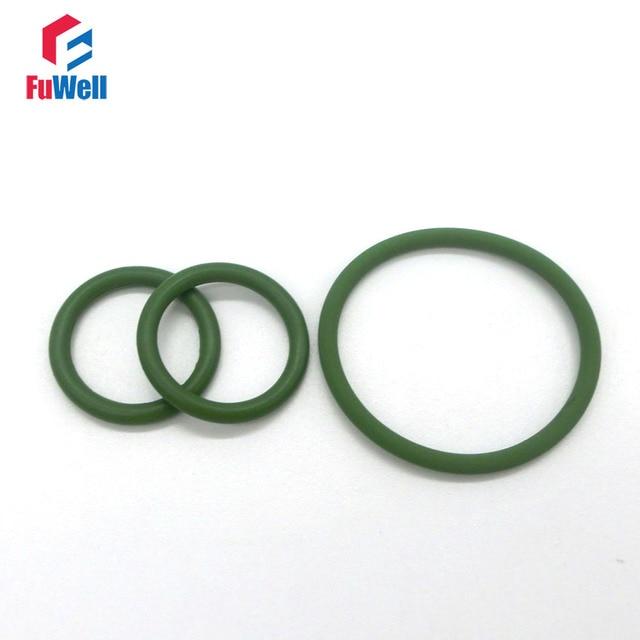20pcs 2mm CS Green Viton O Ring Seal Gasket 15/16/17/18/19/20/21/22 ...