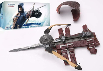 Unity Hidden Assassins Creed Blade Cosplay Edward Kenway Costume Action Figure Assassins Creed Hidden Blade Pvc Model Collection