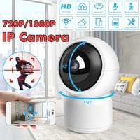 720P/1080P HD Wireless Wifi IP Camera Smart Home Security Surveillance Camera Monitor Device House Two Way Audio CMOS PIR Video