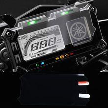 2 Set Cluster Scratch Cluster Screen Protection Film Protector For Yamaha MT-09 FJ/MT 09 MT09 TRACER FJ-09 SUPER TENERE cluster
