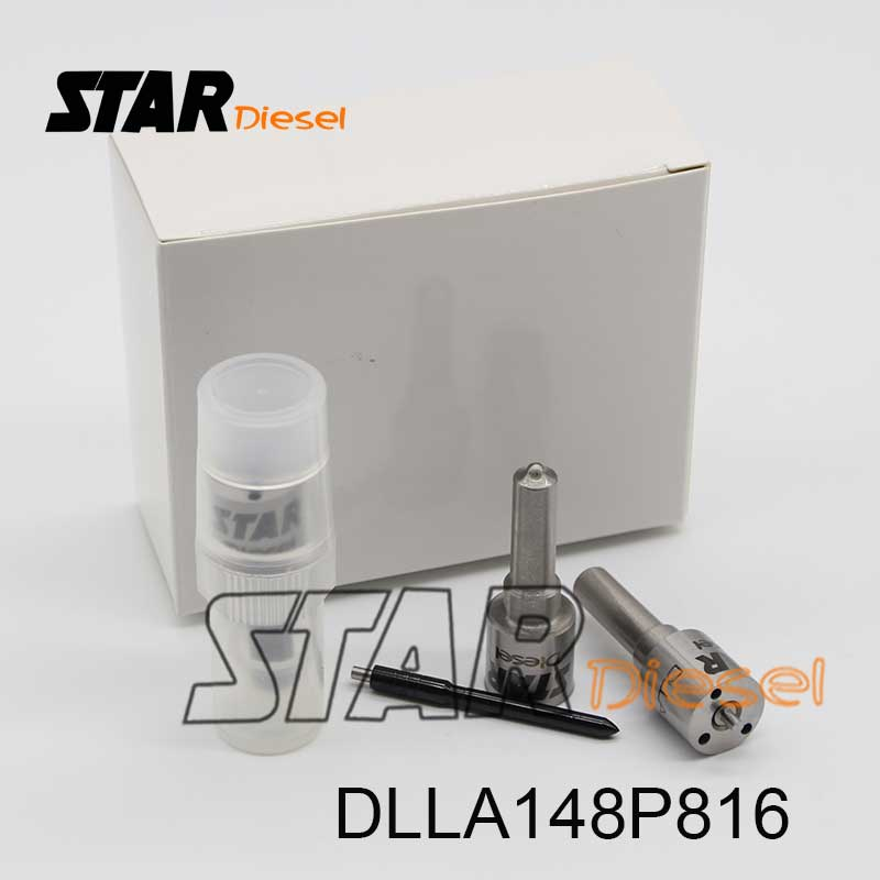 Форсунка для топливного инжектора DLLA 148 P816 DLLA 148P816, дизельная Форсунка 093400-8160 093400 для 8160-095000, 5135, 5130, 5131, 5132