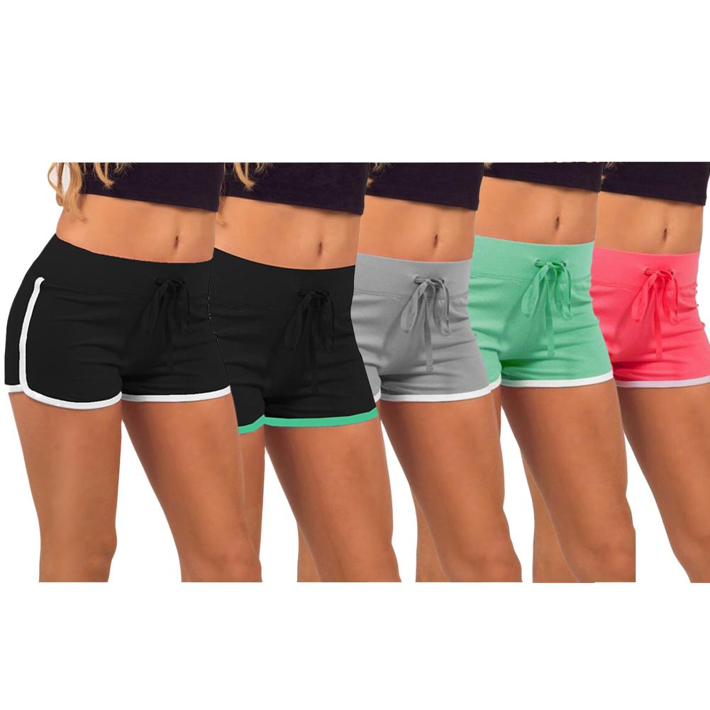 Comfortable Wear Cotton Sports Shorts Plus Size Yoga Trend Shorts S M L Size Hot And Sexy Sport Style High Quality Good Price(China)