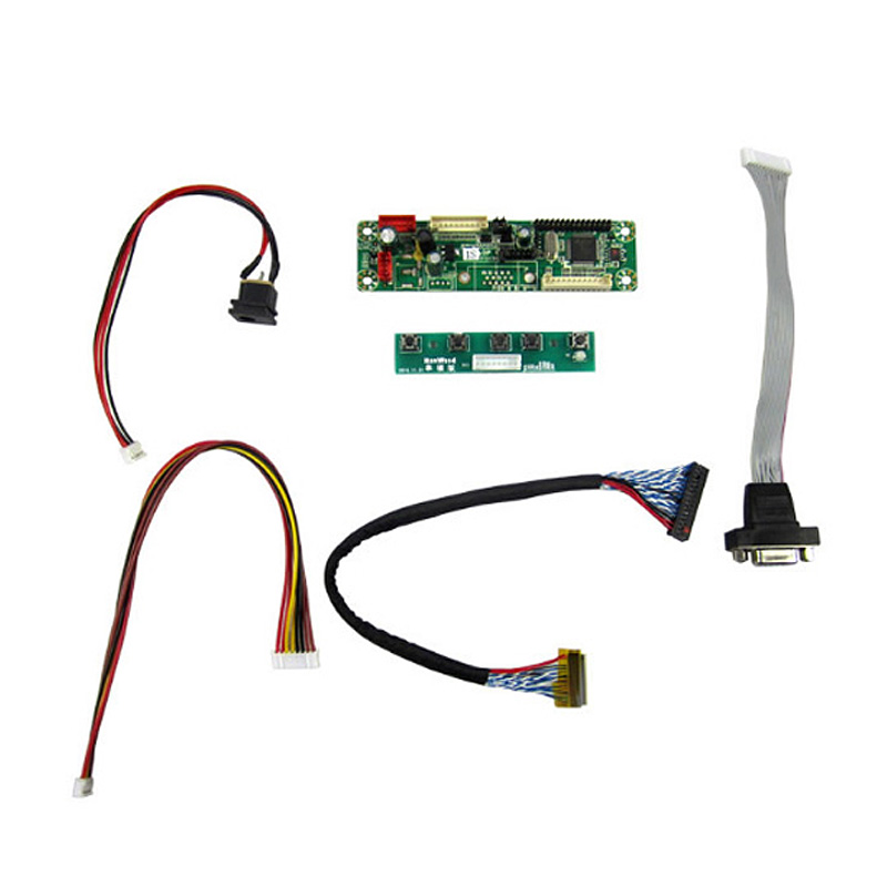 Low price universal Programmer lcd driver board for 12-42'' LCD TV and Laptop screen general kit image