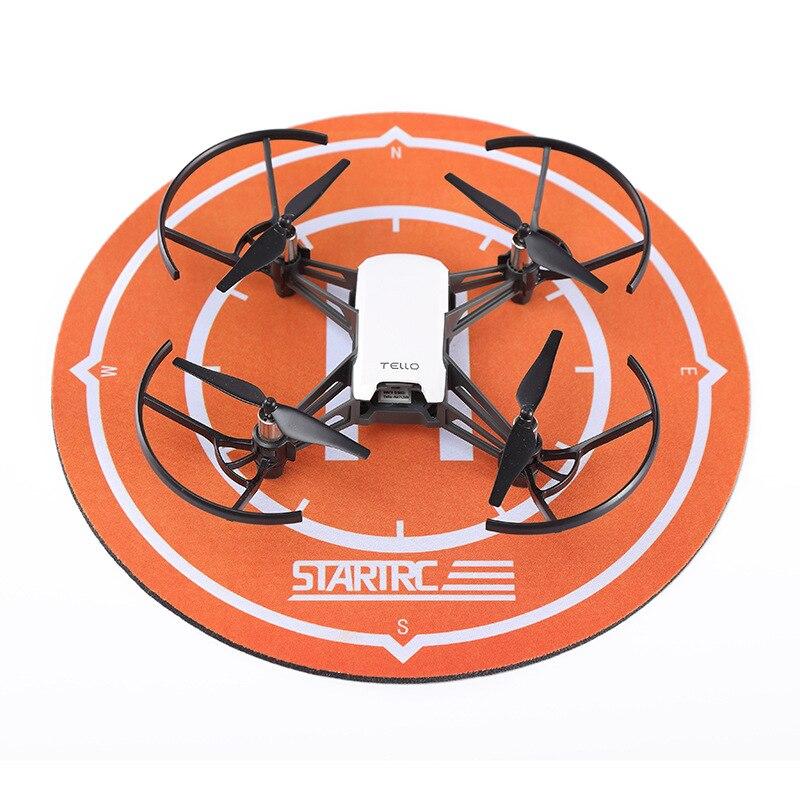 250mm Desktop Apron Landing Pad Parking Apron Damping Mouse For DJI Tello/Spark Drone Accessories