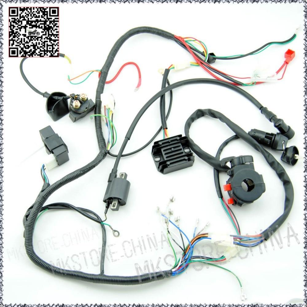 110cc 4 Wheeler Wiring Diagram Tpatv507 110cc Wiring Diagram – 110cc Chinese Atv Wiring Diagram