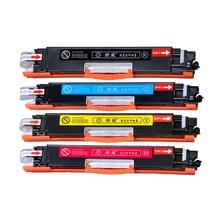 1pcs Toner  CE310A CE311A CE312A CE313A Color Cartridge 126A Compatible for HP LaserJet CP1025 CP1025nw M275mfp M175a M175nw