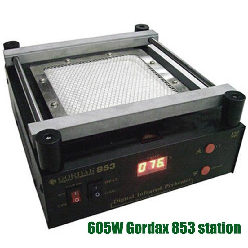 GORDAK 853 IR preheater,infrared preheating station