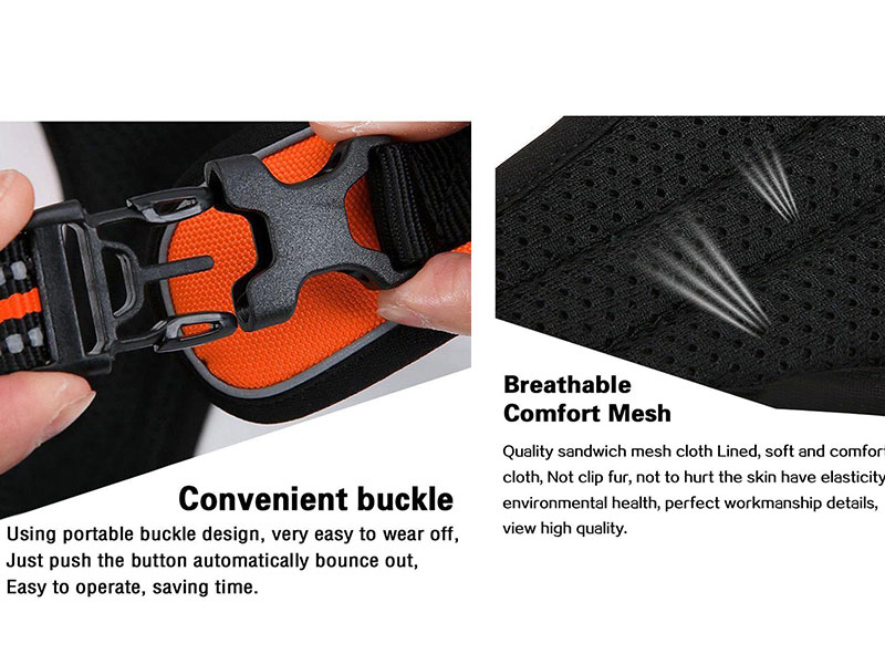 adjustable harness