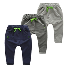 Spring new kids harem pants for boys baby pants casual trousers children pants