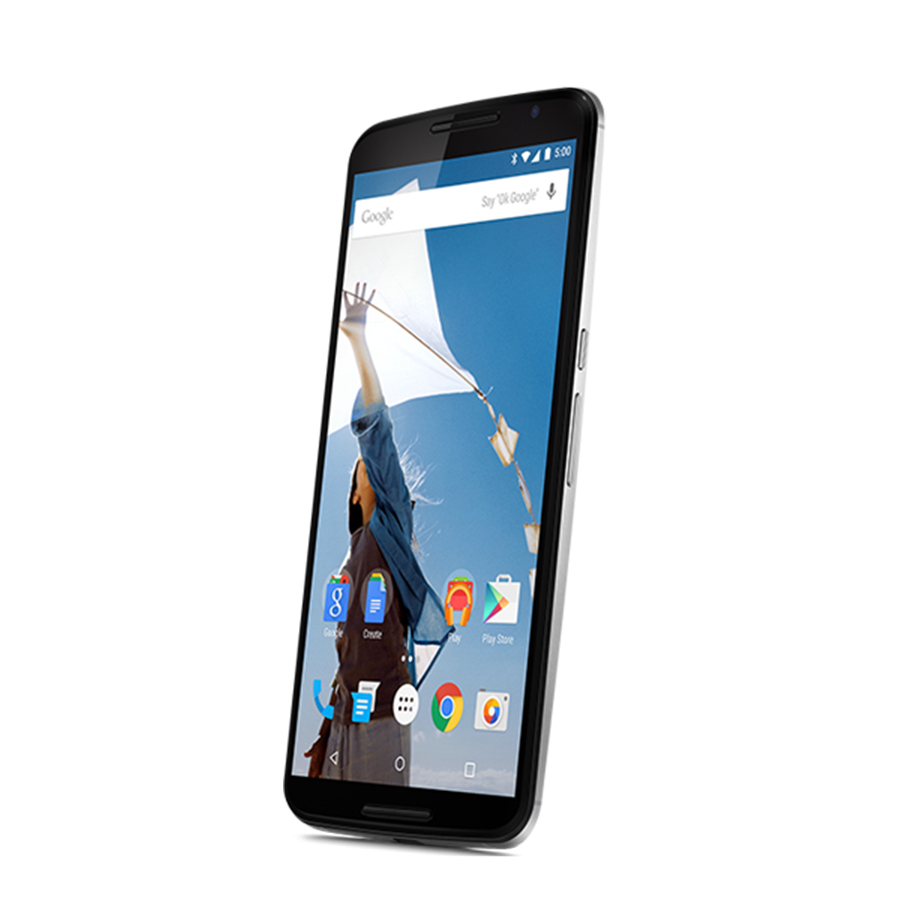 "Image 3 - Original Motorola Google Nexus 6 XT1103 XT1100 3GB RAM 32GB/64GB ROM Quad Core 4G LTE Cell Phone 5.96"" inch 13MP Refurbished-in Cellphones from Cellphones & Telecommunications"
