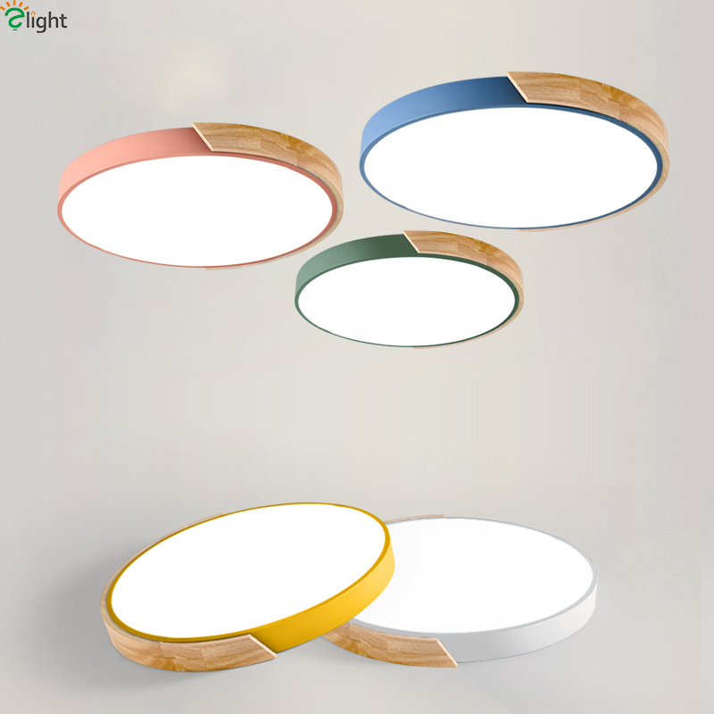 Nordic Phone App Dimmable Oak Led Chandelier Lighting Bedroom Multicolor Round Alloy Led Ceiling Chandeliers Lights FixturesNordic Phone App Dimmable Oak Led Chandelier Lighting Bedroom Multicolor Round Alloy Led Ceiling Chandeliers Lights Fixtures