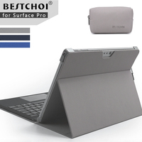 Laptop Case For Tablets Stand Holder For Microsoft Surface Pro 4 Pro 5 Laptop Sleeve For