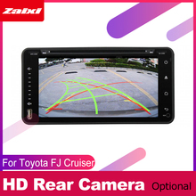 ZaiXi 2 DIN Auto DVD Player GPS Navi Navigation For Toyota FJ Cruiser 2006~2018 Car Android Multimedia System Screen Radio yessun car android player multimedia for toyota fj cruiser radio stereo gps map nav navi navigation no cd dvd 10 hd screen