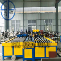 Alibaba recommend duct forming machine, auto hvac square duct manufacture machine price for sale