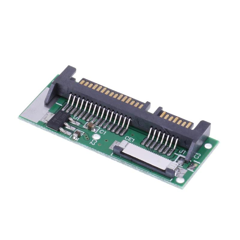 7+15 Pin Female Sata To 2.5 Inch Male Ide Adapter Converter For Laptop U0309 Fashionable Patterns Computer & Office