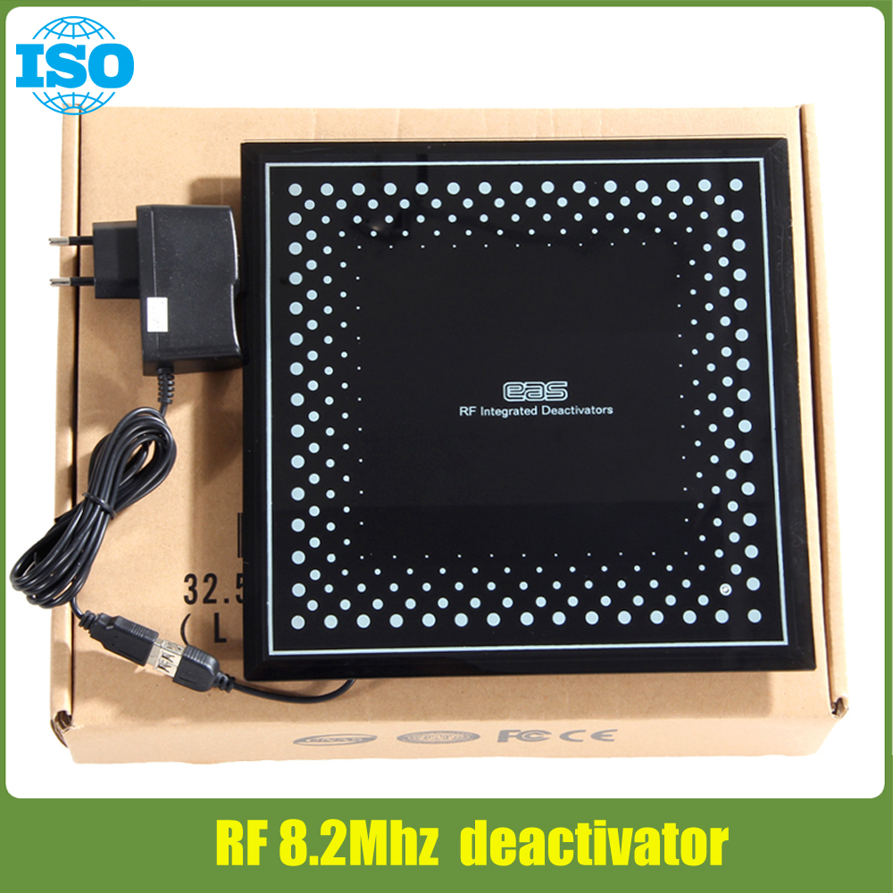 8.2Mhz eas security tag deactivator eas sensor label deactivator rf8 2mhz deactivator for security label eas also can test eas security tag with sound and light alarm page 7