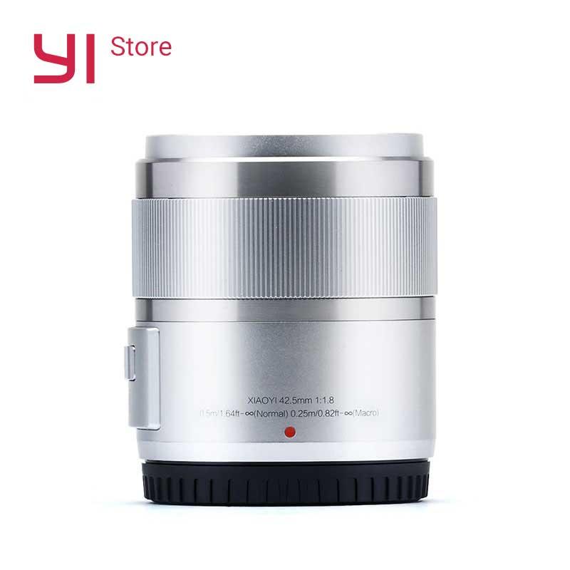YI M1 Spiegellose Digital Kamera Prime Zoom Zwei Objektiv LCD Minimalistischen RAW 20MP Video Recorder 720RGB Internationalen Version - 3