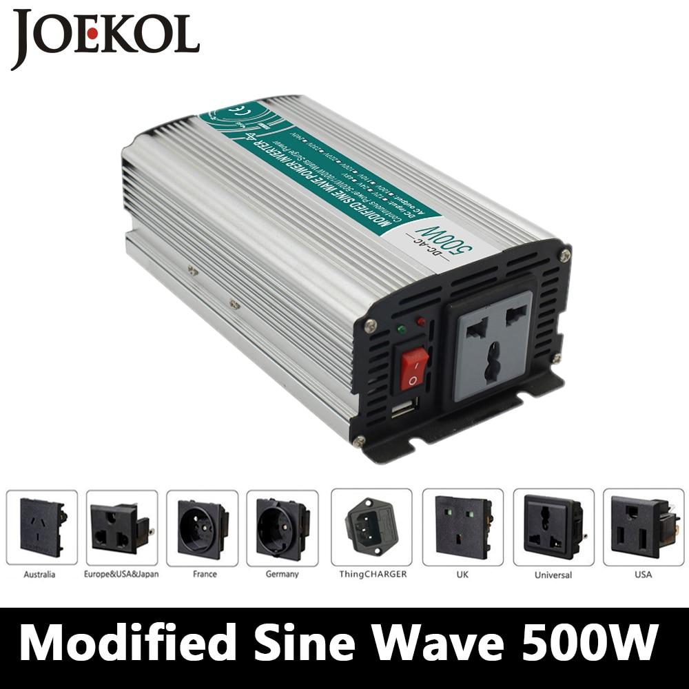 4000W DC12V to AC110V Modified Sine Wave Power Inverter off grid