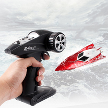 Large Remote Control Boat Charging High Speed Water Cooled Speedboat Wireless Waterproof Childrens Electric Toys