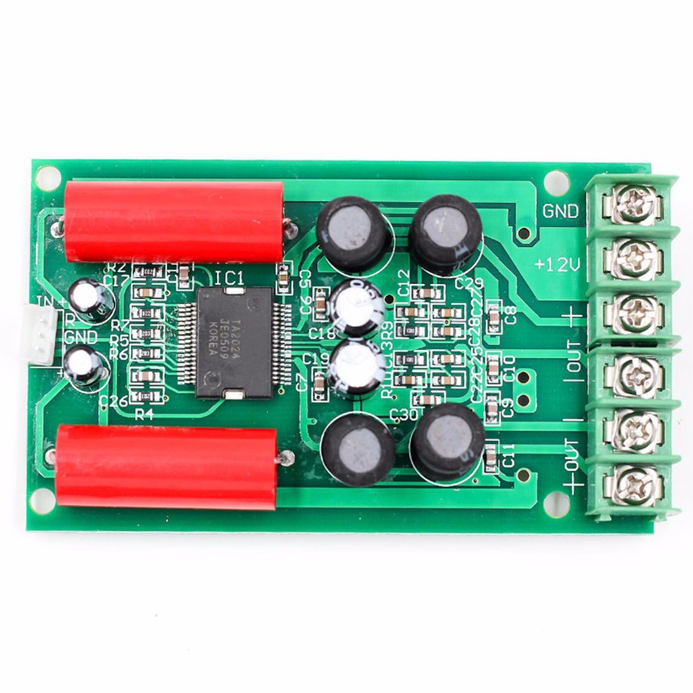TA2024 Digital Power Amplifier Board Car Computer HIFI Power Amplifier Board Car Mini Digital Power Amplifier Board
