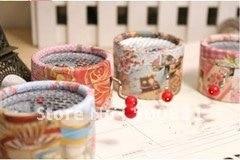 50pcs/ lot  Lovely hand crank music box