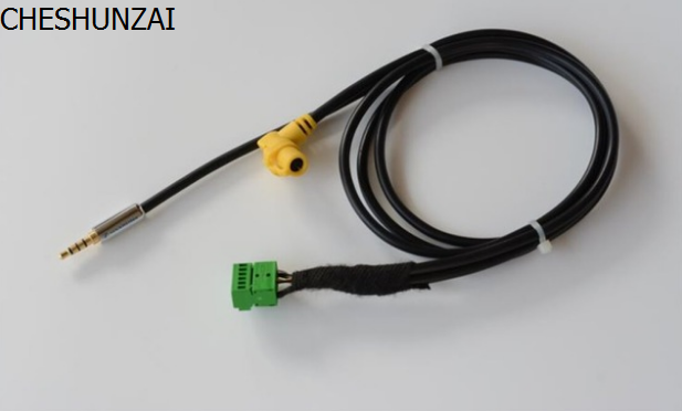 Free Shipping For Q5 A6 A4l Q7 A5 S5 Install Wiring Harness For Mmi3gami Av Multimedia Video