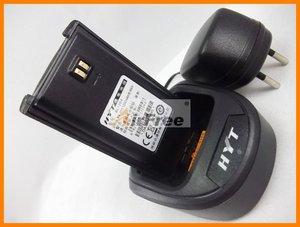 Image 2 - HYT TC 610 5W Portable Two Way Radio HYT TC 610 1200mAH standard battery portable two way radio