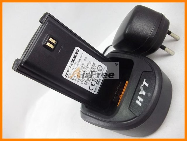 Hyt tc-610 5w portable two way rad