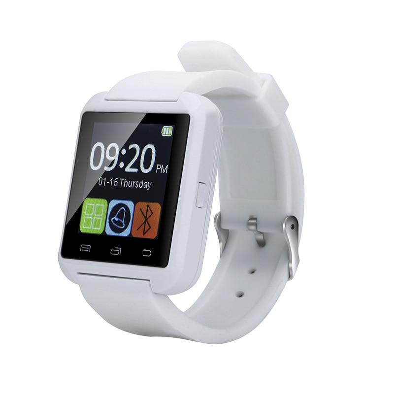 font b Smartwatch b font Bluetooth Smart Watch U8 WristWatch digital sport watches for IOS