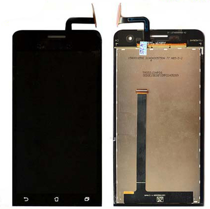 Black Original LCD WITH Touch Screen Digitizer Replacement Assembly For Asus Zenfone 5 A500CG T00J T00F With Free Shipping