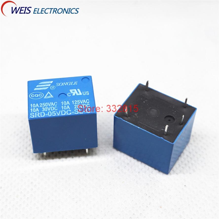 SRD-05VDC-SL-C DIP-5