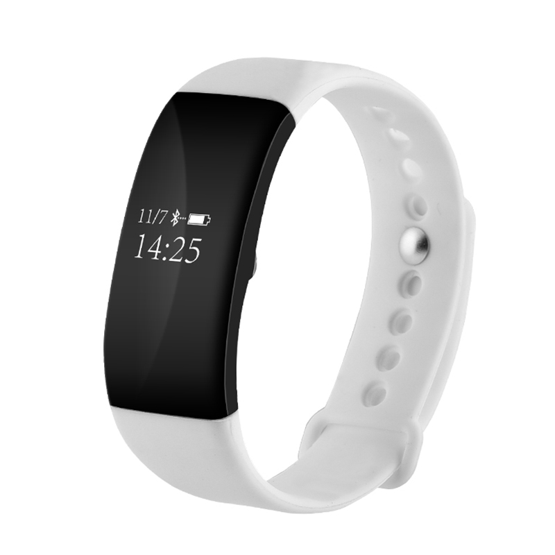 New V66 Sport Smart watch Bluetooth 4 0 Intelligent Wristband Bracelets Heart Rate Monitor Pedometer for