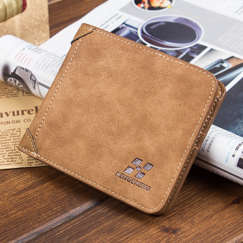 New 2016 men wallets famous brand mens wallet male money purses 2 fold with Simple New Design Top Wallet for Man Card Holder designer men wallets famous brand men long wallet clutch male money purses wrist strap wallet big capacity phone bag card holder
