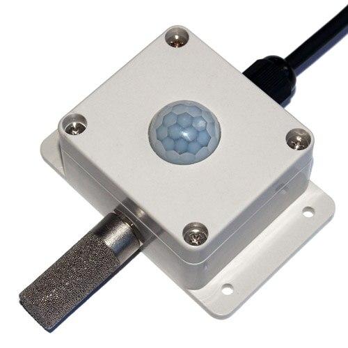 RS485 illuminance et température et humidité capteur intégré capteur d'éclairement capteur de température et d'humidité