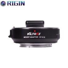Viltrox EF-E II CD PD Autofokus Reducer Speed Booster Objektiv Adapter für Canon EOS EF Objektiv Sony Kamera A9 A7 A7RII A7SII A6500