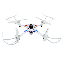 NiHui U807C Headless Mode RC Quadcopter 2.4G 4CH 6Axis Helicopter Drone With 2.0MP HD Camera RTF Remote Control Toy Kids Gift