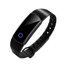 1 шт. Practical-SH08 Фитнес Bluetooth 4.0 умный браслет 3 вида цветов