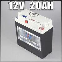 Аккумуляторная литиевая батарея 18650 для мотоцикла  автомобиля  12 В 20 Ач