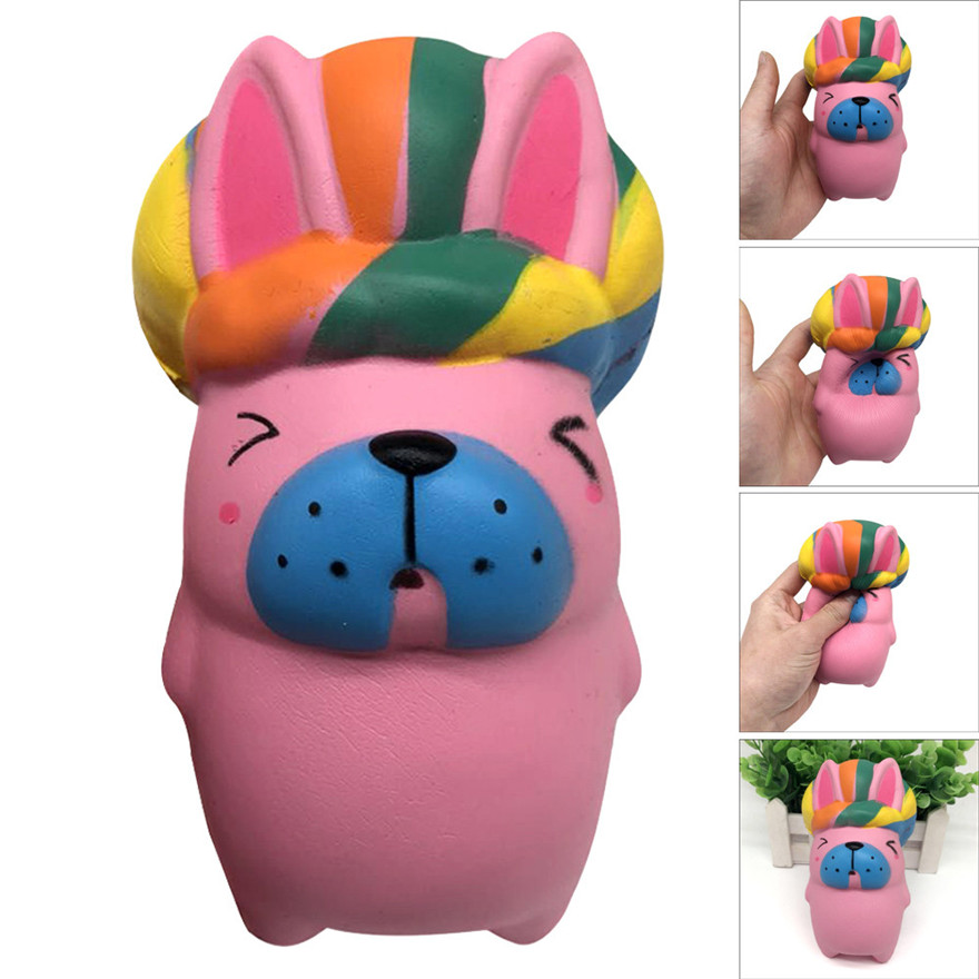 CCCZQ toy Jumbo Squeeze King Rabbit Squishy Slow Rising Decompression Easter Phone Strap Toy Discount wholesale MAY 23