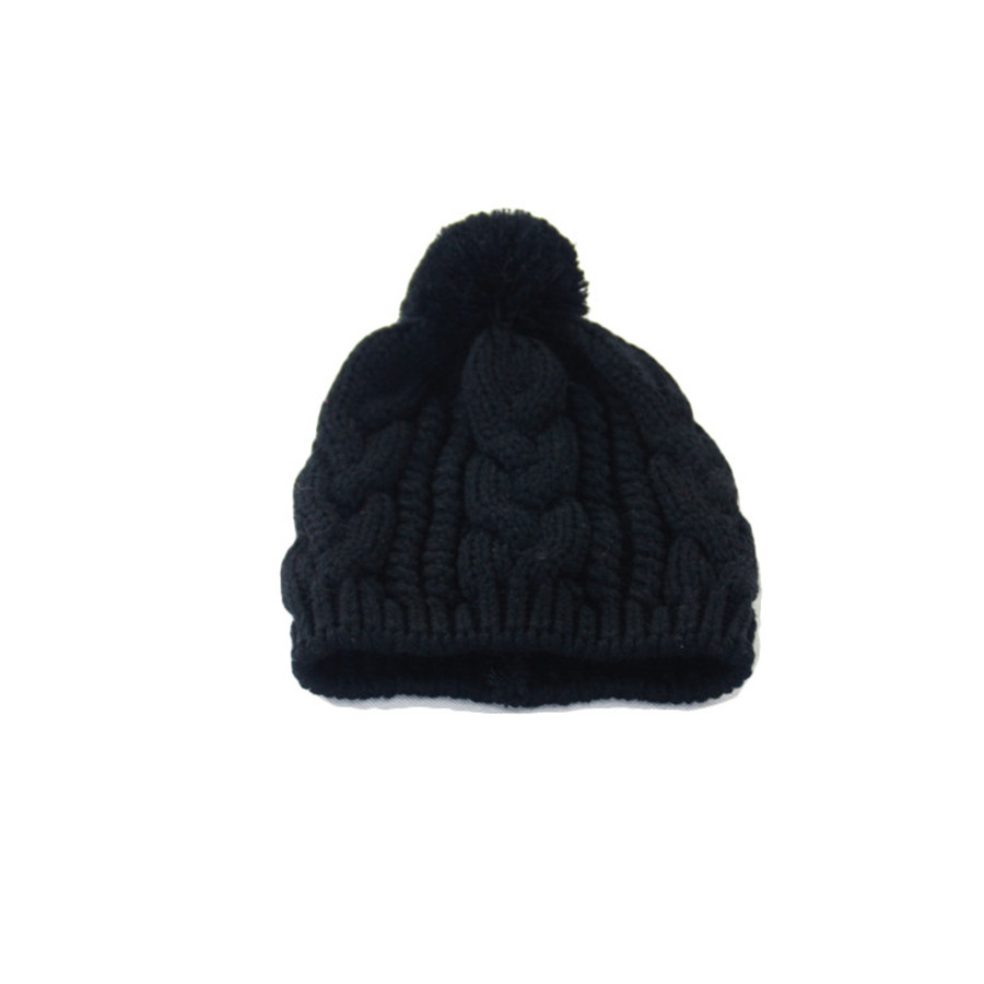 New Turban Knitted Cap Female Twist Winter Hat Skullies Beanies Hats for Women chapeu feminino Toucas De Inverno JX-A-12 skullies new arrival warm winter female knitted hat hedging interior plus fluff lines thick line twist cap cute hat 1866934