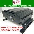 HD HDD Автомобильный видеорегистратор GPS позиционирование бортовой хост мониторинга MDVR источник оптовая продажа с фабрики