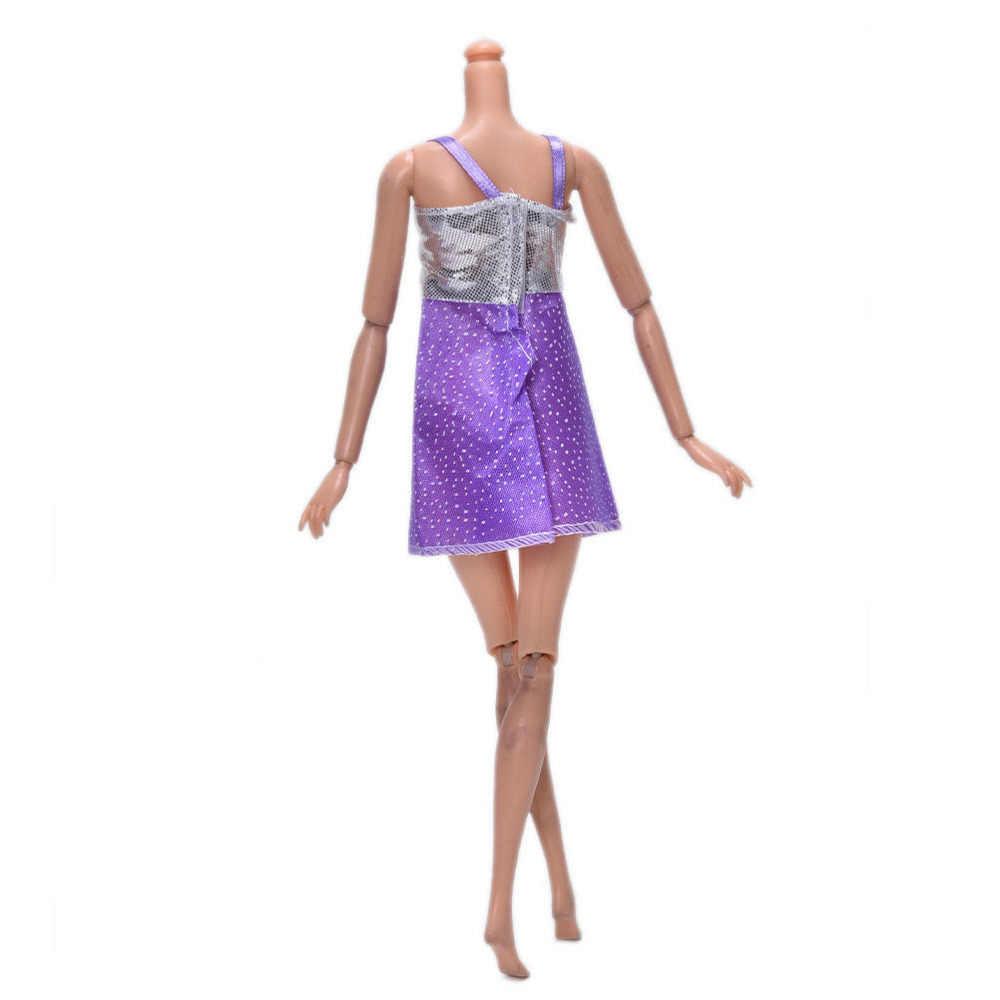Bambole Polka Dot Abiti da Bambola Carino Bretelle per Bambini di Stoffa Giocattolo Della Ragazza Del Regalo Giocattoli Vestito Fordoll Vendita Calda Prezzo a Buon Mercato